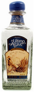 El Ultimo Agave Tequila Blanco 750ml